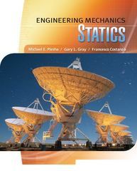 Engineering Mechanics: Statics 1st edition 9780077275532 0077275535