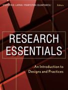 Research Essentials 1st edition 9780470181096 0470181095
