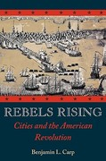 Rebels Rising 1st Edition 9780195378559 0195378555