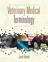 An Illustrated Guide to Veterinary Medical Terminology 3rd edition 9781435420120 1435420128