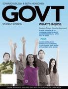 GOVT 2010 Edition (with Bind-In Printed Access Card) 1st edition 9780495573395 0495573396