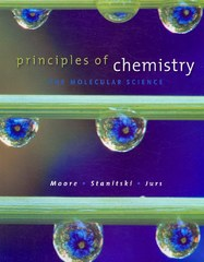 Principles of Chemistry 1st edition 9780495390794 0495390798