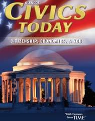 Civics Today: Citizenship, Economics, & You, Student Edition 6th Edition 9780078803093 0078803098