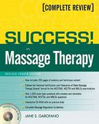 Pearson's Massage Therapy Exam Review 5th Edition 9780132741903 0132741903