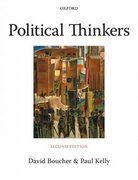 Political Thinkers 2nd Edition 9780199215522 0199215529