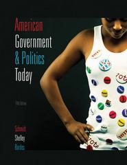 American Government and Politics Today 2009-2010 Edition 14th edition 9780495502289 0495502286
