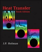 Heat Transfer 10th edition 9780073529363 0073529362