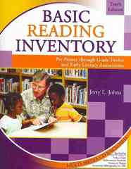 Basic Reading Inventory 10th Edition 9780757551277 0757551270