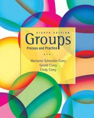 Groups 8th Edition 9781111782832 1111782830