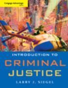 Cengage Advantage Book: Introduction to Criminal Justice 12th edition 9780495602637 0495602639