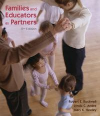 Families and Educators as Partners 2nd Edition 9781428318281 1428318283