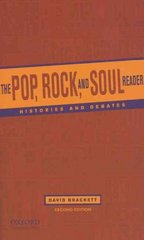 The Pop, Rock, and Soul Reader 2nd Edition 9780195365931 0195365933