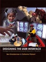 Designing the User Interface 5th Edition 9780321537355 0321537351