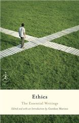 Ethics 1st Edition 9780812977783 0812977785