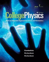 College Physics Volume 1 3rd edition 9780077263126 007726312X