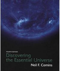 Discovering the Essential Universe 4th edition 9781429217972 1429217979