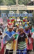The History of el Salvador 1st Edition 9780313349287 0313349282