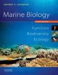 Marine Biology Function Biodiversity Ecology