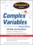 Schaum's Outline of Complex Variables, 2ed 2nd edition 9780071615693 0071615695