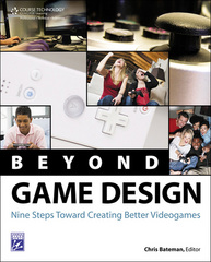 Beyond Game Design 1st Edition 9781584506713 1584506717