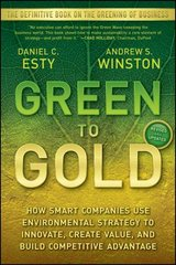 Green to Gold 1st Edition 9780470393741 0470393742