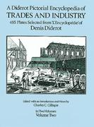 A Diderot Pictorial Encyclopedia of Trades and Industry 2nd edition 9780486274294 0486274292