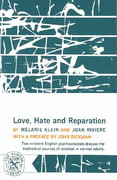 Love, Hate and Reparation 0 9780393002607 0393002608