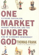 One Market under God 1st edition 9780385495035 038549503X
