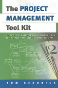The Project Management Tool Kit 2nd edition 9780814414767 0814414761