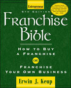 Franchise Bible 6th edition 9781599180984 1599180987