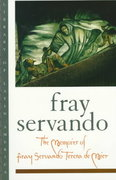 The Memoirs of Fray Servando Teresa de Mier 0 9780195106749 0195106741