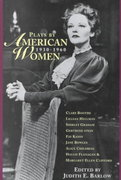 Plays by American Women, 1930-1960 2nd Edition 9781557834461 1557834466