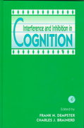 Interference and Inhibition in Cognition 0 9780080534916 0080534910