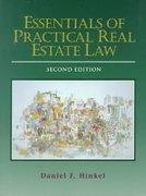 Essentials of Real Estate Law 2nd edition 9780314126931 0314126937