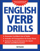 English Verb Drills 1st edition 9780071608701 0071608702