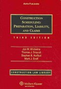 Construction Scheduling 3rd edition 9780735580558 0735580553