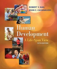 Human Development 5th Edition 9780495600374 0495600377