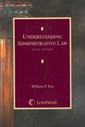 Understanding Administrative Law 5th edition 9781422417140 142241714X