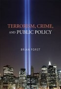 Terrorism, Crime, and Public Policy 1st Edition 9780521676427 0521676428