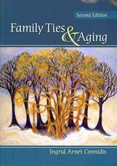 Family Ties and Aging 2nd Edition 9781412959575 1412959578