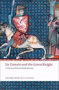 Sir Gawain and The Green Knight 0 9780199540167 0199540160