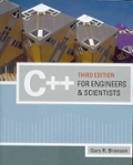 C plus plus for Engineers and Scientists