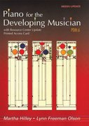 Piano for the Developing Musician, Media Update (with Resource Center Printed Access Card) 6th edition 9780495572183 0495572187