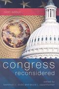 Congress Reconsidered, 9th Edition 9th Edition 9780872896161 0872896161