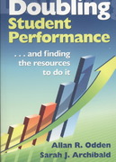 Doubling Student Performance 1st Edition 9781452209173 1452209170