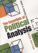 The Essentials Of Political Analysis, 3rd Edition 3rd Edition 9780872896062 0872896064