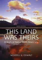 This Land Was Theirs 9th Edition 9780195367409 0195367405