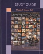 Study Guide for Microeconomics 2nd Edition 9781429217569 1429217561