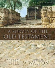 A Survey of the Old Testament 1st Edition 9780310590668 0310590663