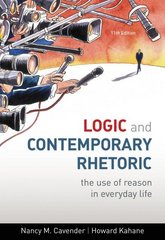 Logic and Contemporary Rhetoric 11th edition 9780495804116 0495804118